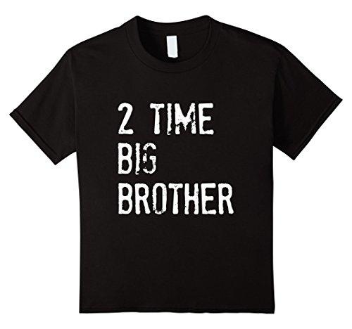 - Kids 2 Time Big Brother t-shirt 8 Black