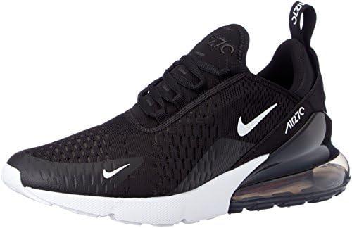 Nike Men's AIR MAX 270, BlackWhite