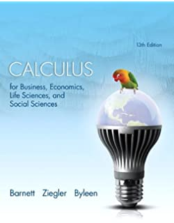 Microeconomics 12th edition pearson series in economics calculus for business economics life sciences and social sciences 13th edition fandeluxe Gallery