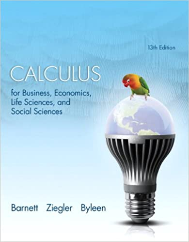 Calculus for business economics life sciences and social sciences calculus for business economics life sciences and social sciences with new mymathlab with pearson etext access card package 13th edition fandeluxe Images