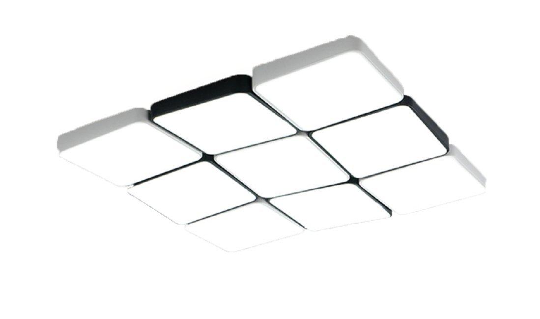 XIANGGU Luz Led Lampara De Techo Solar Colgante Luces Plafon ...