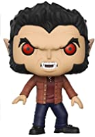 Funko POP Television Teen Wolf Scott McCall Werewolf Action Figure