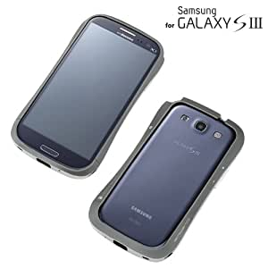 Cleave Aluminum Bumper for Samsung Galaxy S III (Graphite)