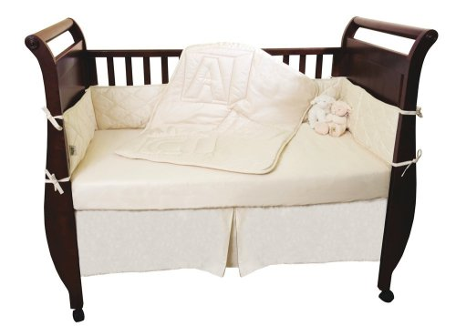 Natura Organic 4 Piece Crib Set