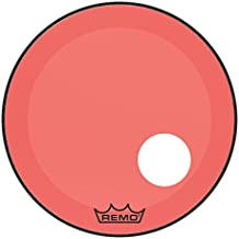 Remo Bass Drum Heads (P3-1322-CT-RDOH)