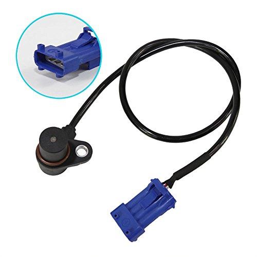 Truck Crankshaft Position Sensor (Crankshaft Position Sensor replaces 55557326 PC428 for SAAB 9-3 9-5 900 1996 1997 1998 1999 2000 2001 2002 2.0L 2.3L DOICOO)