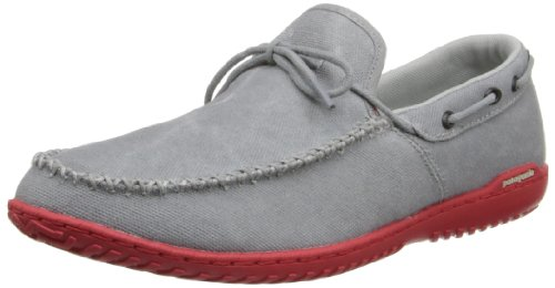 Patagonia Women's Kula Moccasin Canvas Shoe - Feather Gre...