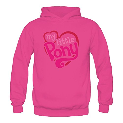 Tommery Women's My little pony Hasbro Rainbow Dash Costume Logo Logo Long Sleeve Sweatshirts Hoodie
