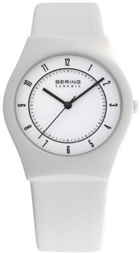 Bering Time Men'S Slim Watch 32035-654 Ceramic