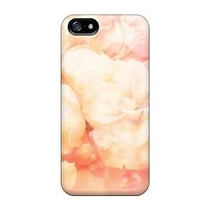 High Quality AbbyRoseBabiak Fairy Floss Flowers Skin Cases Covers Specially Designed For Iphone - 5/5s