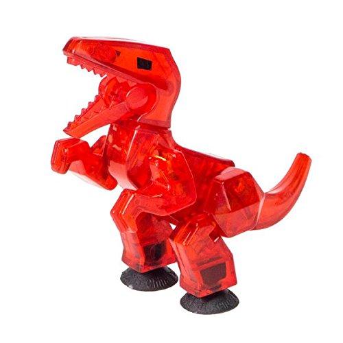 Stikbot Dino Velociraptor Red