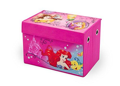 Princess Toy Box - Disney Princess Fabric Toy Box