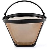 Delidge Reusable Coffee Filter for Ninja Coffee Bar Brewer - BPA Free