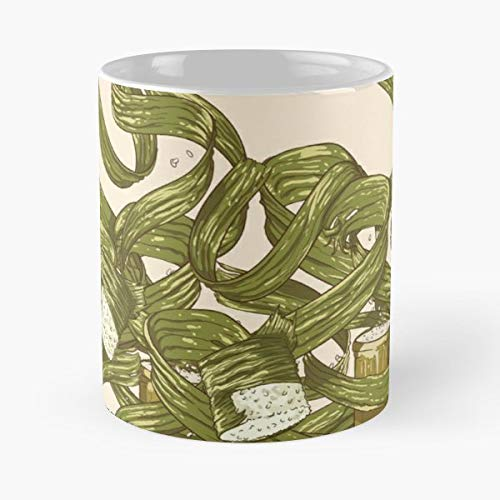 Lemang Pulut Rice - Coffee Mugs ()