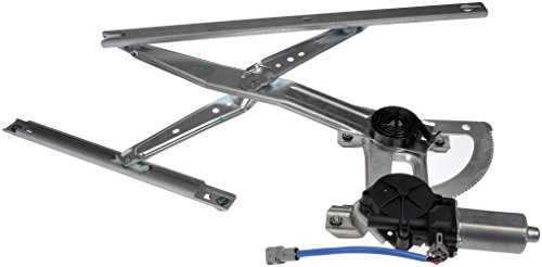 Dorman 748-180 Ford Truck Front Driver Side Power Window Regulator with - 180 Side Front