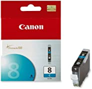 Canon CLI-8 Cyan Ink Tank Compatible to Pro9000 and  Pro9000 Mark II