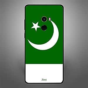 Xiaomi MI MIX 2 Pakistan Flag