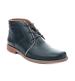 Amazon.com | VELEZ Men Genuine Colombian Leather Lace up Dress Boots Chelsea Style Ankle High Chukka Boots | Botas de Cuero Colombianas para Hombre Black 38 ...