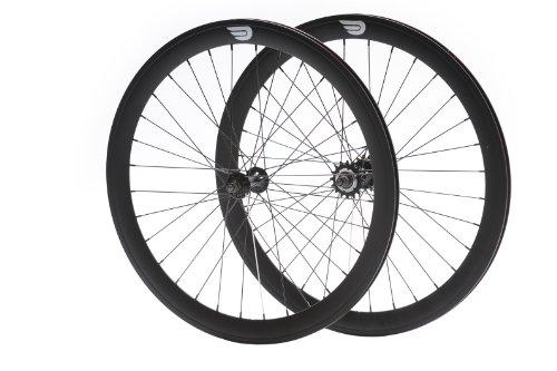 Pure Fix 650C 45mm Micro Wheelset, Black