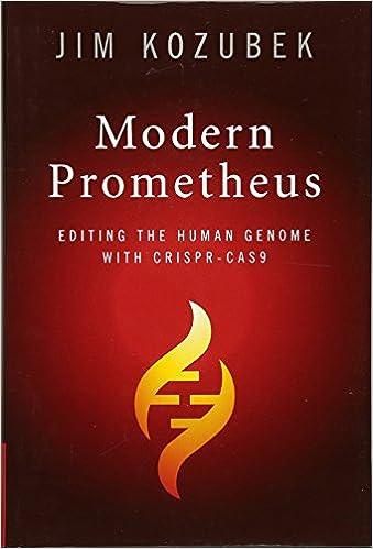 Modern Prometheus Crispr-Cas9 Cover