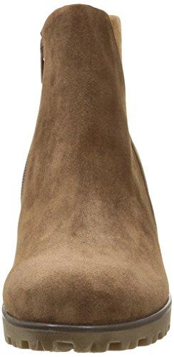 Gabor Shoes Comfort Sport, Botines para Mujer Marrón (castagno k.Micro)