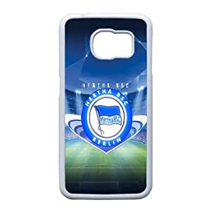 Samsung Galaxy S6 Edge Phone Case Printed With Hertha Berlin Images
