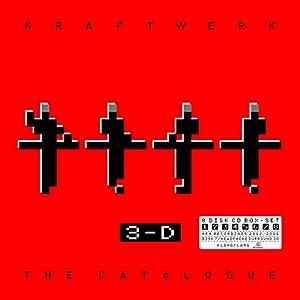 3-D: The Catalogue (8CD Box Set)