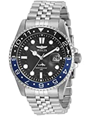 Invicta Men's Pro Diver Quartz Watch with Stainless Steel Strap, Silver, Two Tone, 22 (Model: 30620, 30626)