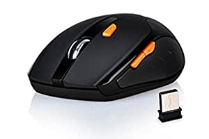 Weksi Wireless Mouse Brand New 2.4GHz Adjustable Wireless Control Gaming Mouse For PC Laptop