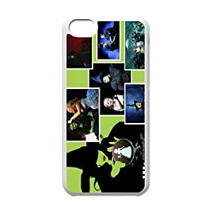 JenneySt Phone CaseWicked The Musical Pattern Wallpaper For Iphone 5c -CASE-6