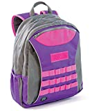 Sydney Paige Taggart 17-Inch Water Resistant Laptop Backpack Fits 15-inch Laptops (Purple)