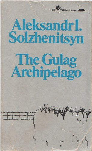 The Gulag Archipelago, Part 1 & 2,