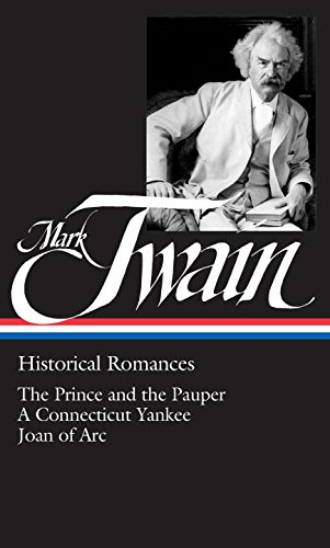 0071 Cherry (Mark Twain : Historical Romances : Prince & the Pauper / Connecticut Yankee in King Arthur's Court / Personal Recollections of Joan of Arc (Library of America))