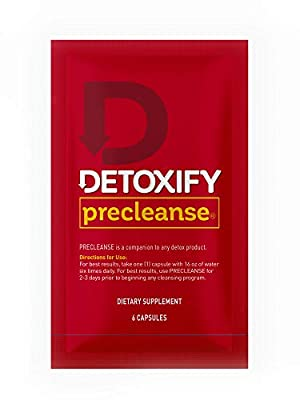 Detoxify Pre-Cleanse Herbal