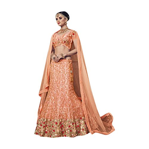 Bridal Wedding Designer Bollywood Women Lehenga Choli Dupatta Ceremony Chaniya Choli Collection 734 1 -