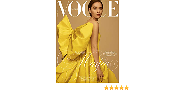 Vogue España - Mayo 2019 - Nº 374: Amazon.es: Ediciones Conde ...