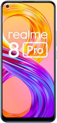 realme 8 Pro (Infinite Blue, 128 GB) (6 GB RAM)