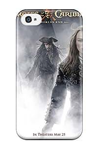 High Grade ZippyDoritEduard Flexible Tpu Case For Iphone 4/4s - At The End Of The World Movie wangjiang maoyi