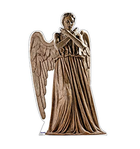 Advanced Graphics Weeping Angel Life Size Cardboard Cutout Standup - BBC's Doctor Who ()