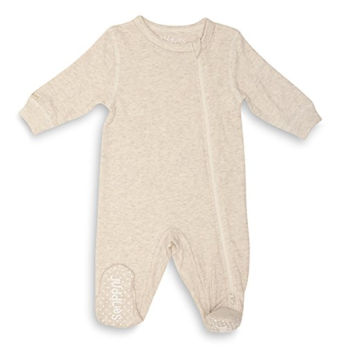 Juddlies Sleeper - Oatmeal Fleck