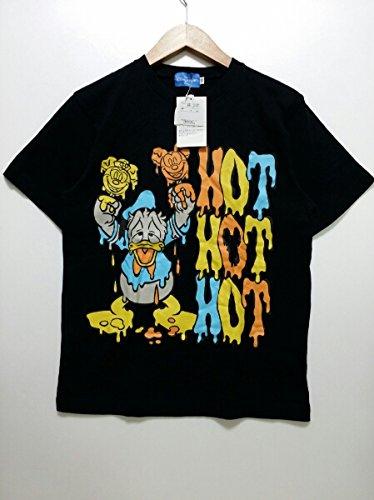 東京ディズニーリゾートTシャツドナルドタグ付黒の商品画像