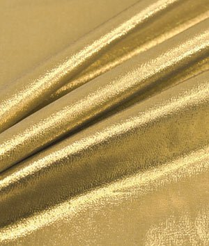 Gold Lame Fabric - by the Yard -