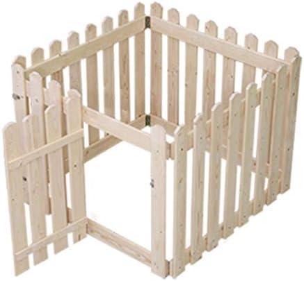 YXZQ Parque Infantil para Perros pequeños con Puerta, Cerca de ...