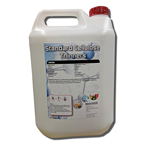 Standard Cellulose Paint Thinners/Cleaner Bonnymans