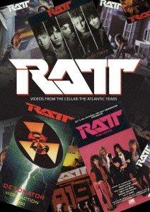 Ratt - Videos From The Cellar : The Atlantic Years [Japan LTD DVD] WPBR-90779 (Ratt Video The)