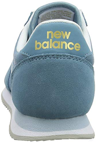 220 Femme Blue Bleu Balance Blue Baskets Light light New Ft5Ry