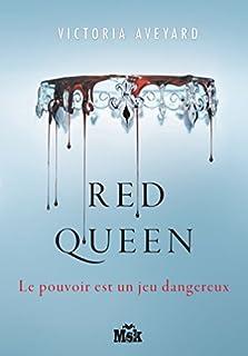 Red queen 01, Aveyard, Victoria
