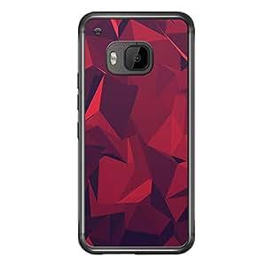 Loud Universe Nexus 6 2015 Love Valentine Files A Valentine 31 Transparent Edge Case - Pink