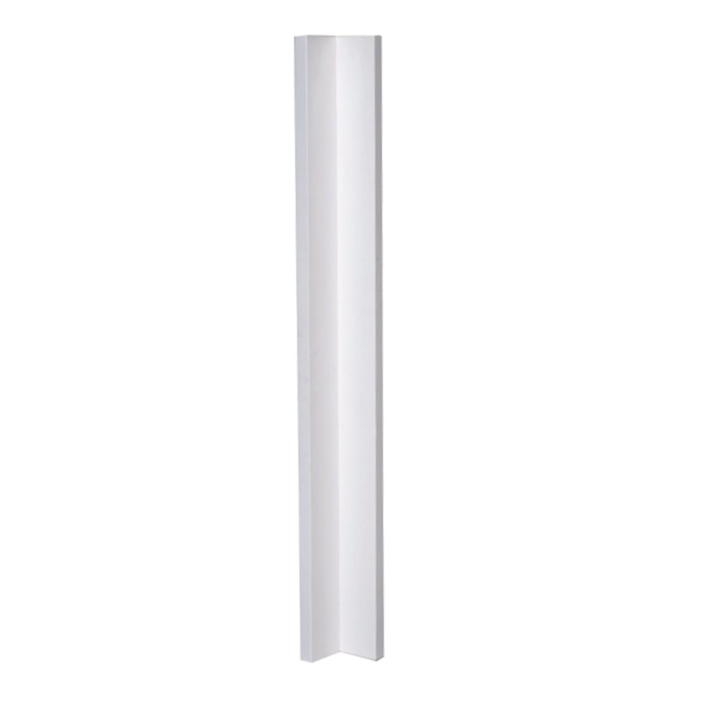 Design House D x 3 in. W x 30.5 in. H 543348 Brookings Kitchen Cabinet Corner Filler 3x30.5x3, White by Design House
