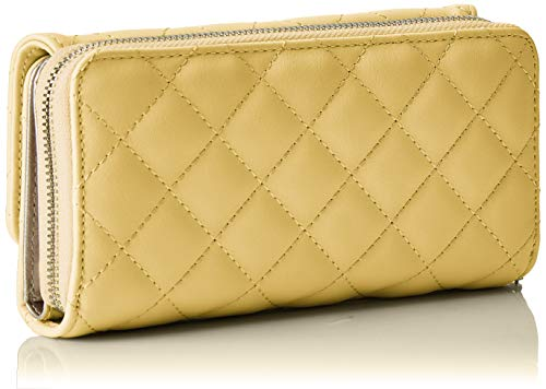 yellow Portefeuilles Slg Orgnzr Rose Clutch Guess Elliana Lrg Hpqwn81